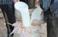 Україна відкладе введення нового стандарту з виробництва молока