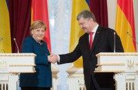 Порошенко 12 квітня в Берліні проведе переговори з Меркель
