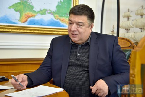 Тупицкий заявил об участии в заседании КСУ дистанционно