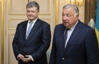 Порошенко пригласил французских сенаторов посетить Донбасс