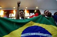 Сборная Аргентины без Месси уступила сборной Бразилии с Неймаром