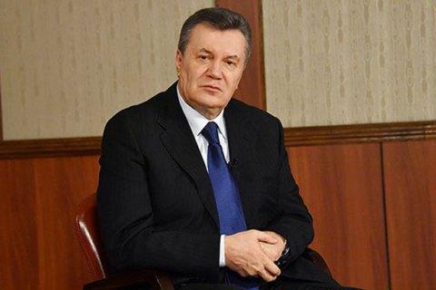 Суд окончательно отказался снять арест имущества Януковича по делу о похищении Драбинко