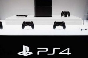 Sony назвала дату выхода PlayStation 4
