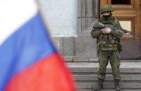 Міноборони спростувало повідомлення, що солдати покидають військові частини в Криму
