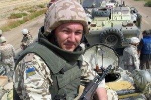Боевики всю ночь обстреливали украинскую армию в районе Луганска, - Тымчук