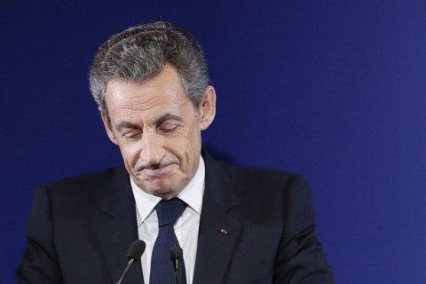 Саркозі вибув з президентських перегонів у Франції