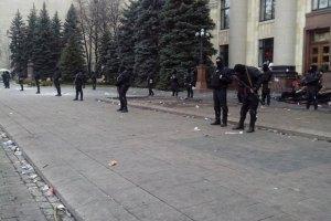 У Харкові триває антитерористична операція