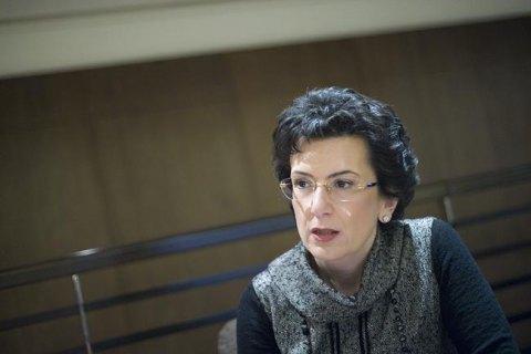 Бурджанадзе стала персоною нон грата в Україні