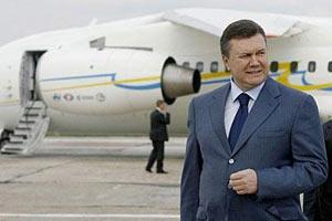 Первым делом Янукович поедет на Еврокар