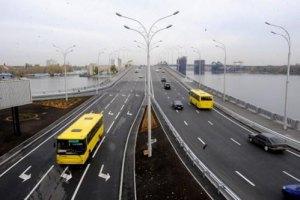 В Киеве скоро построят 100 дорожных развязок