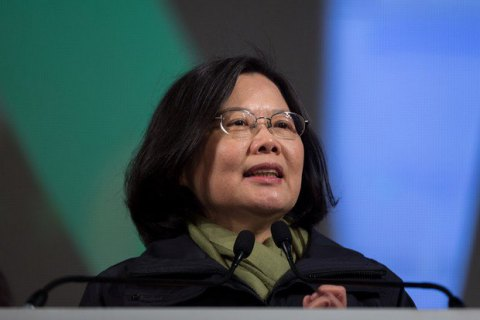 Президентка Тайваню попередила про катастрофічні наслідки можливого захоплення острова Китаєм