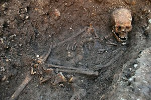 В Великобритании найдены останки короля Ричарда III