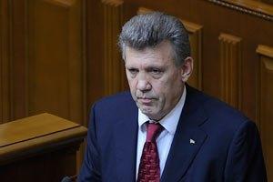 Ківалов написав заяву про вихід із ПР