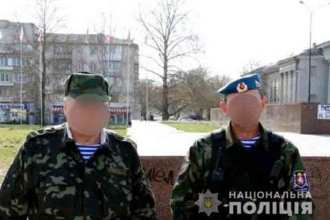 """Поліція встановила двох бойовиків """"Самооборони"""" Криму, які в 2014 році взяли в полон французького журналіста"""