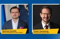 Кулеба и генсек ОБСЕ договорились посетить Донбасс после улучшения ситуации с коронавирусом