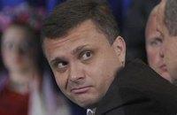 Левочкин хочет запустить Януковича в небо. Надолго