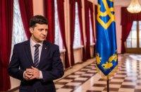 Зеленский внес на согласование в Кабмин восьмерых губернаторов