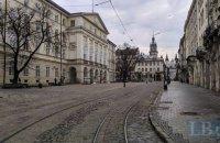 Во Львове водителям общественного транспорта во время карантина разрешили брать пассажиров по количеству сидячих мест в салоне