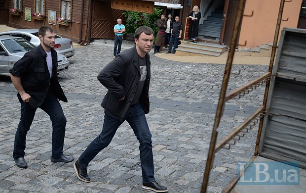 Андрей Иванчук (справа)