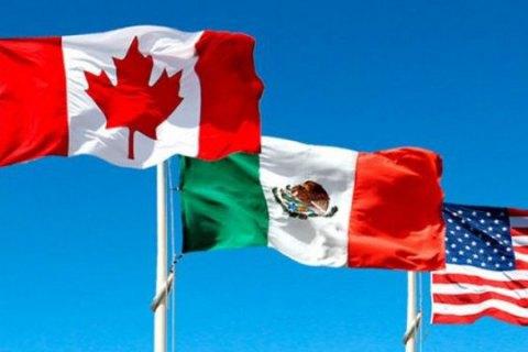 США, Канада и Мексика достигли нового торгового соглашения вместо NAFTA
