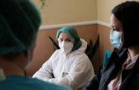 В Украине зарегистрировали 833 новых случая COVID-19