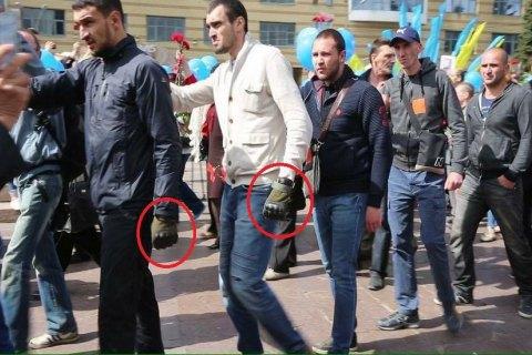 Задержан еще один участник беспорядков 9 мая в Днепре