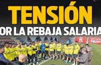 """""""Барселона"""" в односторонньому порядку скоротила футболістам зарплату до 70%, - ЗМІ"""