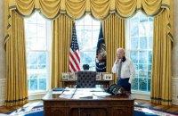 """Байден обдзвонив лідерів світу з посланням """"Америка повернулася"""""""
