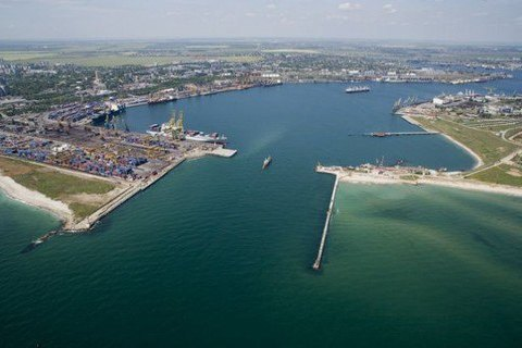 Колектив Іллічівського порту наполягає на зустрічі з Саакашвілі