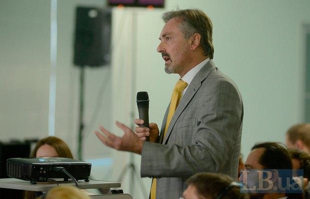 Посол Чехии Иван Почух
