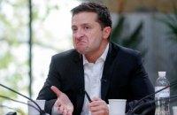 Зеленський не виключив замороження конфлікту на Донбасі