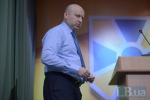 Ідея тиску на Росію новими санкціями не втрачає актуальності, - Турчинов