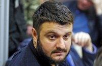 Суд отказался ужесточать меру пресечения сыну Авакова