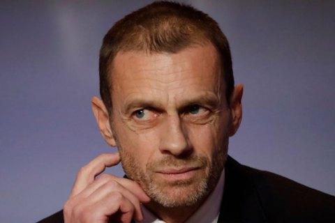 Наказание клубов АПЛ за создание Суперлиги будет не таким строгим, как для других клубов, - президент УЕФА