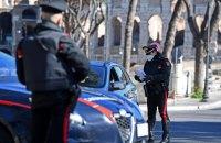 В Італії правоохоронці затримали понад пів сотні мафіозі