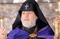 Глава Армянской церкви прокомментировал ситуацию вокруг автокефалии Украины