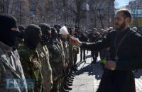 Полторак закликав добровольчі батальйони вступити в ЗСУ