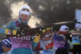 Украина выиграла медаль чемпионата мира по биатлону!