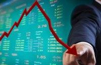 ВВП України у четвертому кварталі впав на 15%