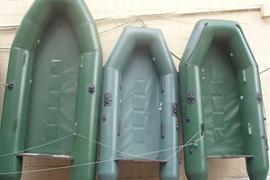 Налоговики накрыли в Днепропетровске подпольный цех по производству надувных лодок