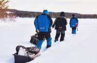 Як обрати костюм для зимової риболовлі?