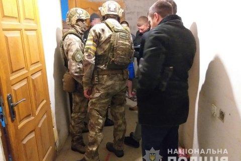 Задержаны четыре участника банды, ограбившей игровой зал в Николаеве