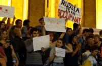 МВС Грузії розслідує заворушення 20-21 червня як заколот з метою зміни конституційного ладу