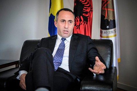 Премьер Косово подал в отставку из-за повестки в Гаагу