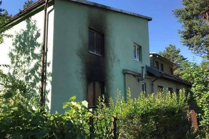 Женский монастырь вЛьвовской области забросали «коктейлями Молотова»