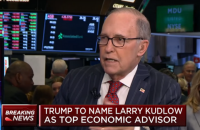 Обозреватель CNBC стал новым главным экономическим советником Трампа