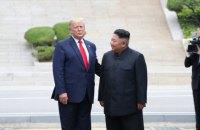 Трамп розповів про лист Кім Чен Ина з вибаченнями за запуски ракет