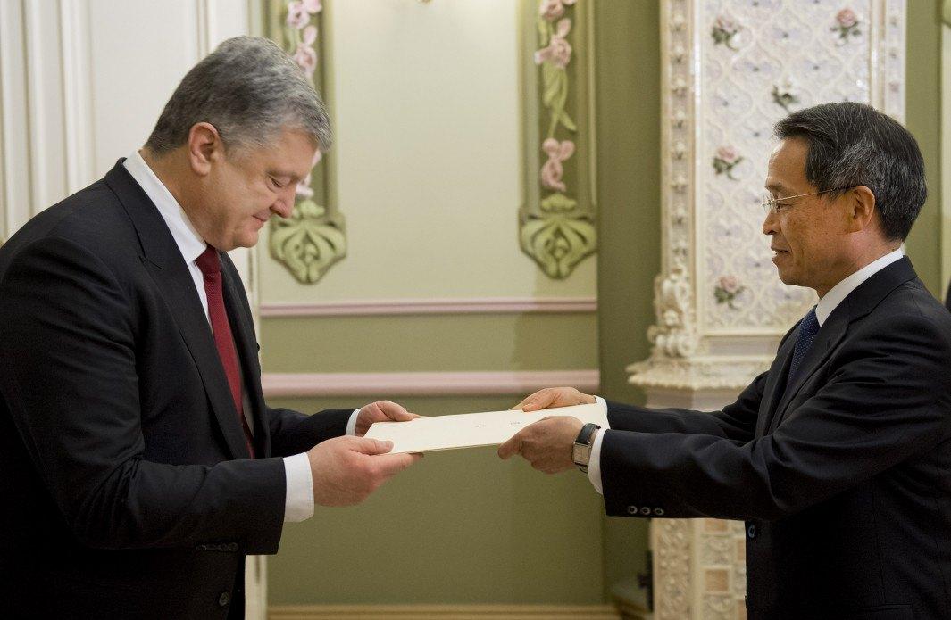 Посол Такаши Кураи