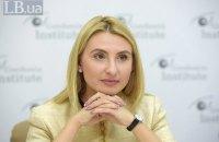 Суд избрал меру пресечения для Бернацкой в виде залога в 7 млн грн (обновлено)
