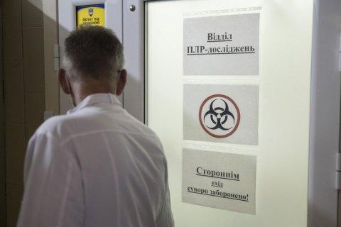 У Києві виявили ще 396 хворих на коронавірус, одужали 1 634 людини